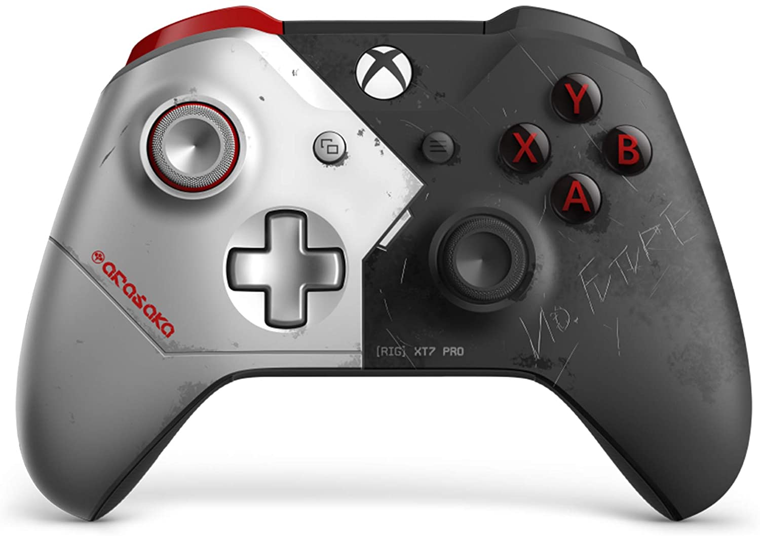 New Limited Edition Xbox Controller For Cyberpunk 2077 Shows Up On Amazon That Has A SIlverhand-Inspired Design