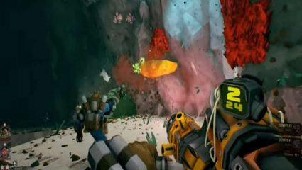 The Co-Op Shooter Deep Rock Galactic Is Officially Launching On May 13th Via Steam