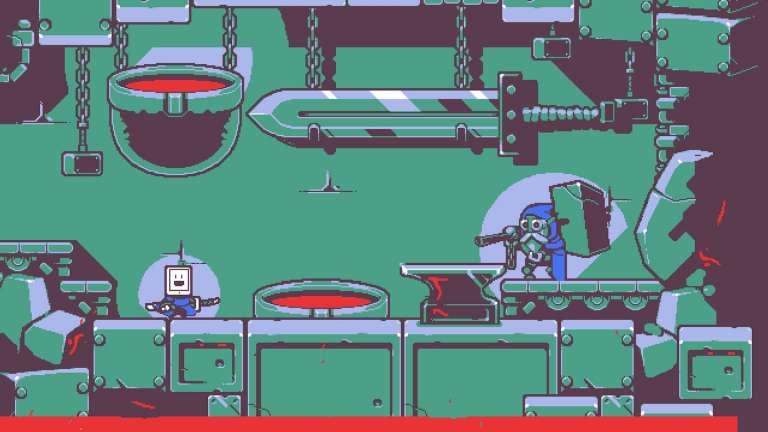 TurtleBlaze Releases Demo For Action-Platformer KUNAI On Steam
