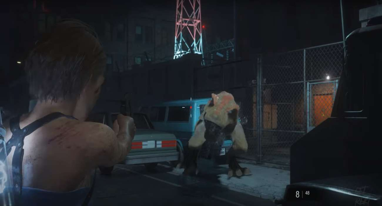 Resident Evil 3 Remake Has A New Mod That Introduces Dinosaurs