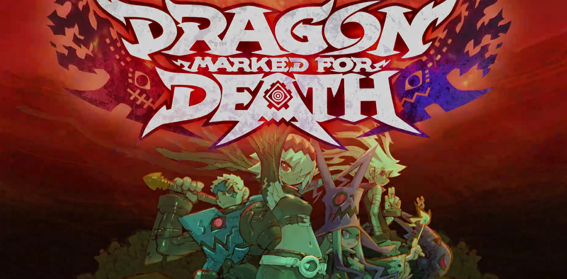 Inti Creates Announces Steam Launch Date For Dragon Marked For Death