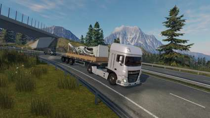 Soedesco's Truck Driver Coming To Steam And Nintendo Switch Along With New Updates