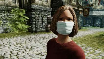 Skyrim on Quarantine Mod Creates Immersive In-Game Social Distancing Experience