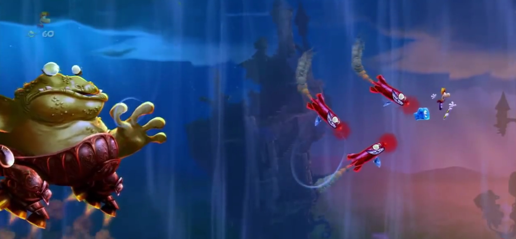 The Beloved Platformer Rayman Legends Is Now Free Via Uplay For A Limited Time
