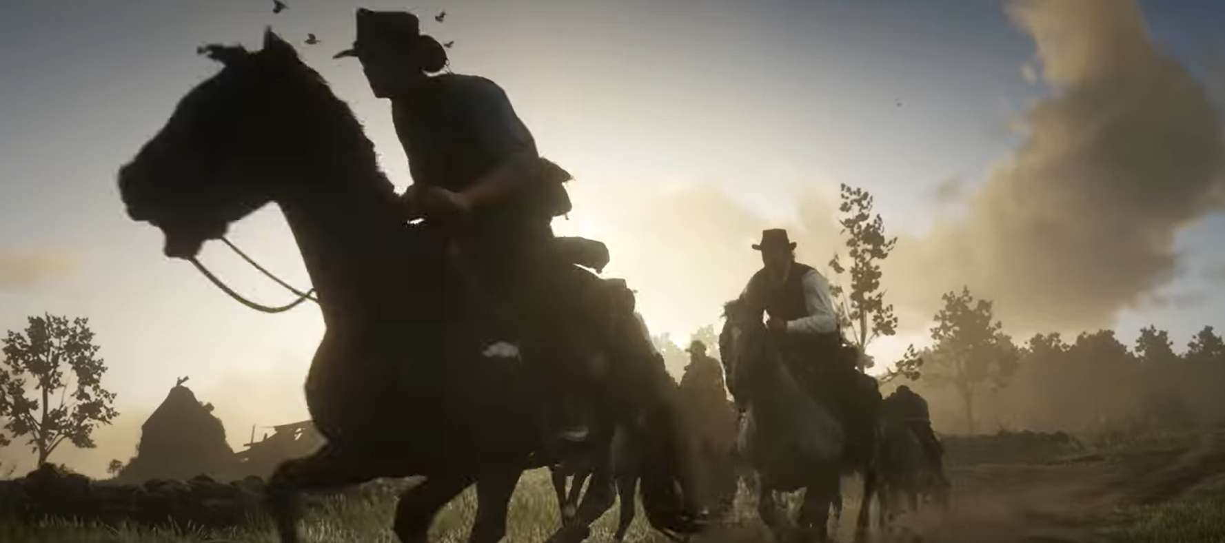 Photographers Are Using Their Photo Skills In Red Dead Redemption 2 While Stuck In Quarantine