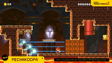 Nintendo Reveals The Upcoming Final Patch For Super Mario Maker 2, Bringing Tons Of Features