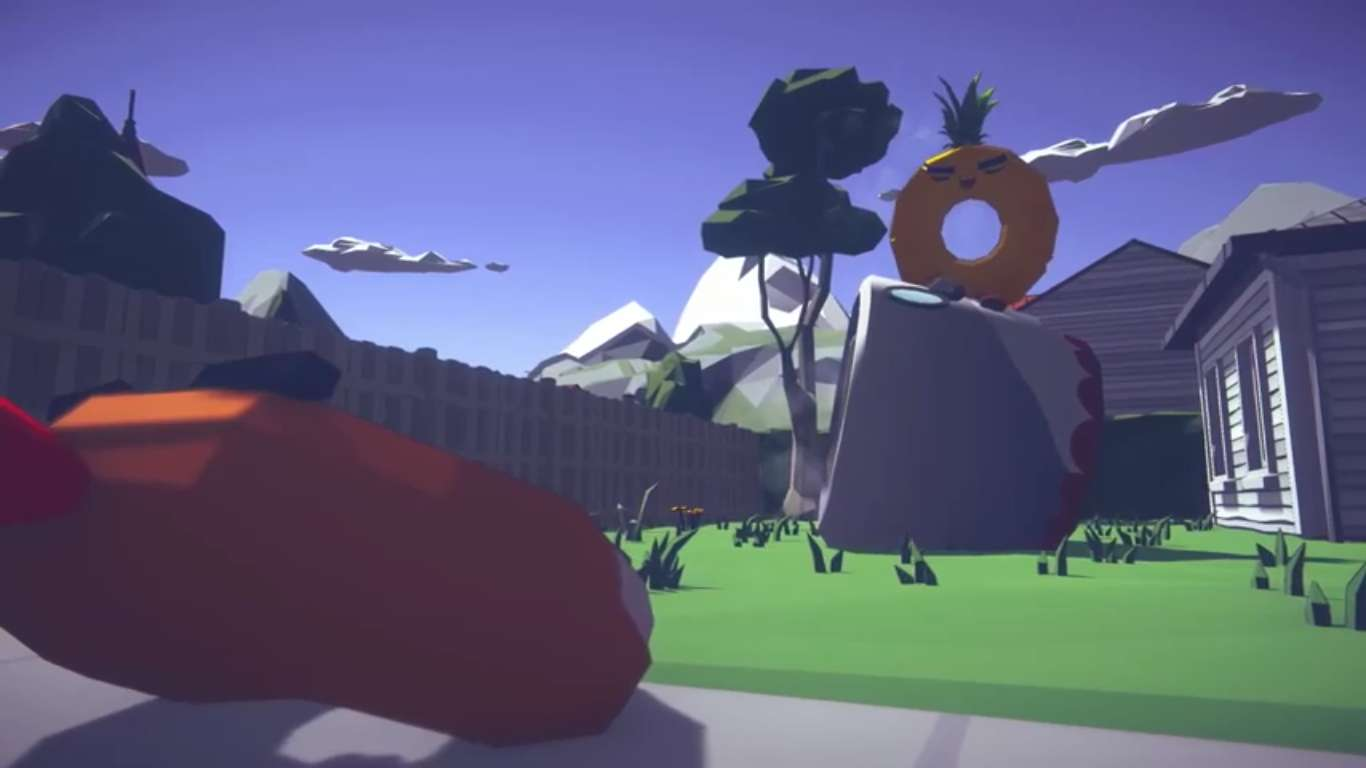 Cranked Up Is A Doughnut-Themed Adventure That Is Coming To Steam Early Access Next Month