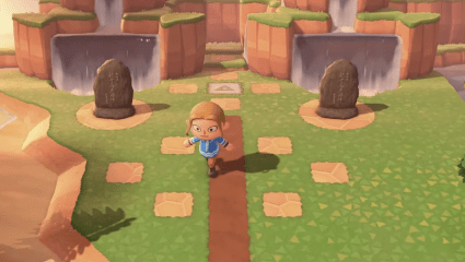 Animal Crossing: New Horizons Terraforming Tool Opens A World Of Possibilities As One Player Demonstrates By Creating A Zelda Dungeon