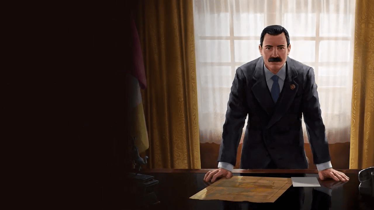 Suzerain Is Coming To Steam This Summer, Giving You The Power Of The Presidency In 1954