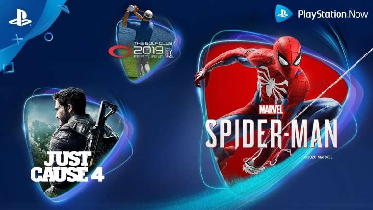 Marvel's Spider-Man, Just Cause 4, And The Golf Club 2019 Confirmed As April's PlayStation Now Games