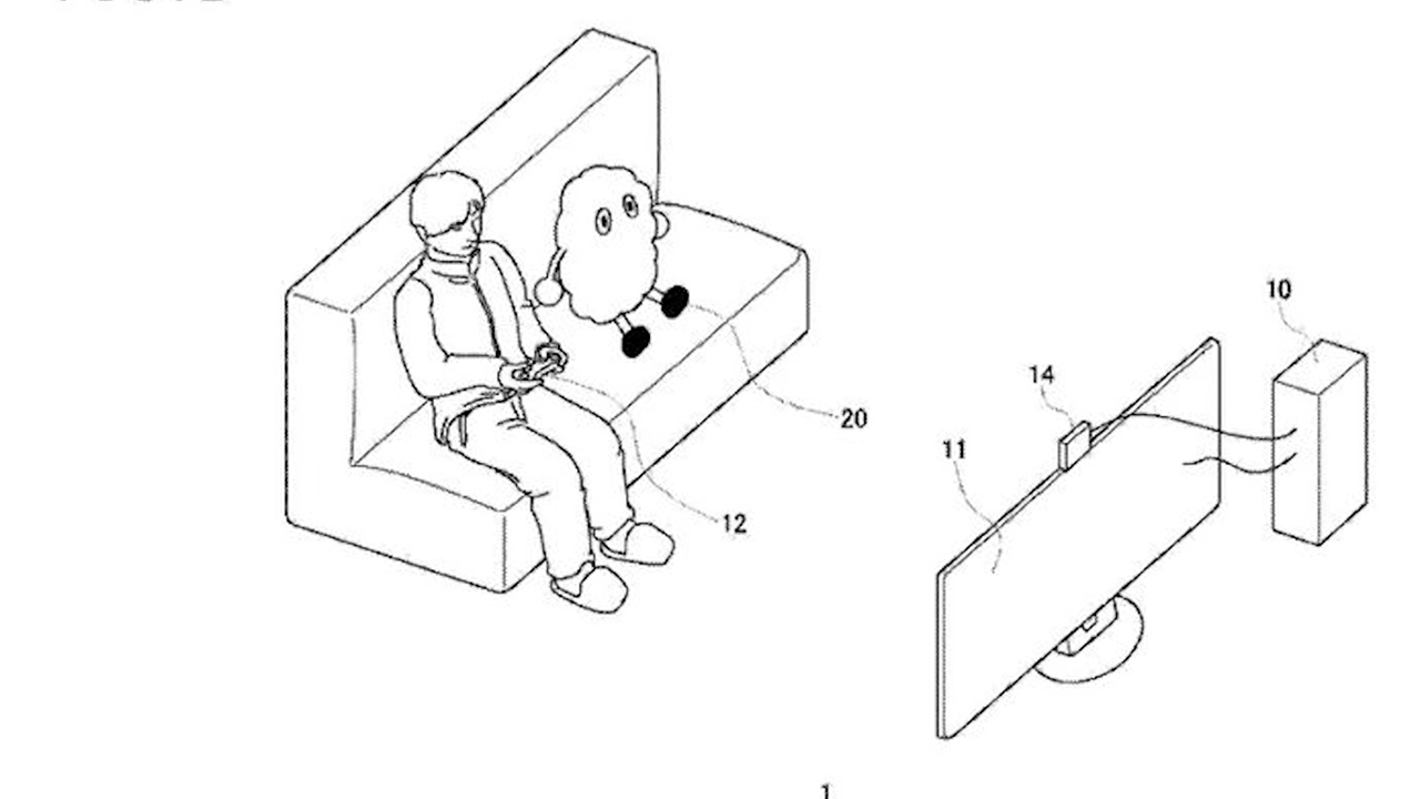 Sony's Latest Patent Details A Gaming Robot Companion That Can Tell How You're Feeling