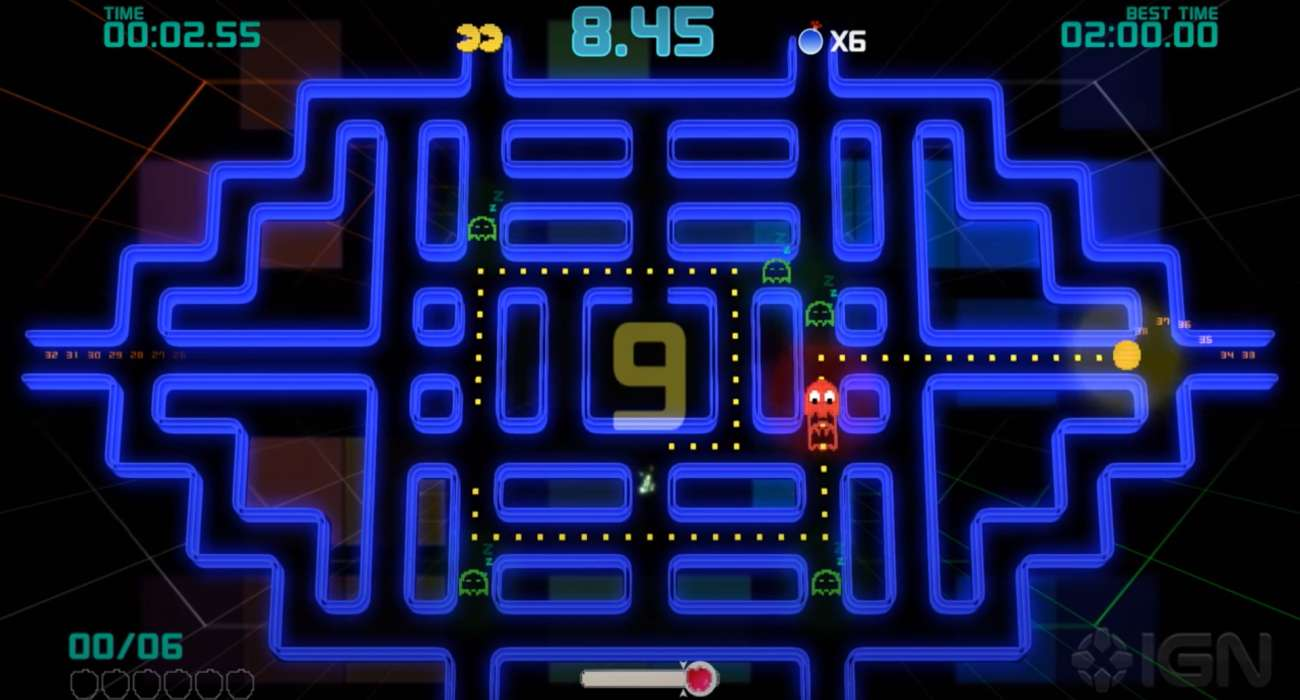 Pac-Man Championship Edition 2 Is Now Free On PC And Consoles
