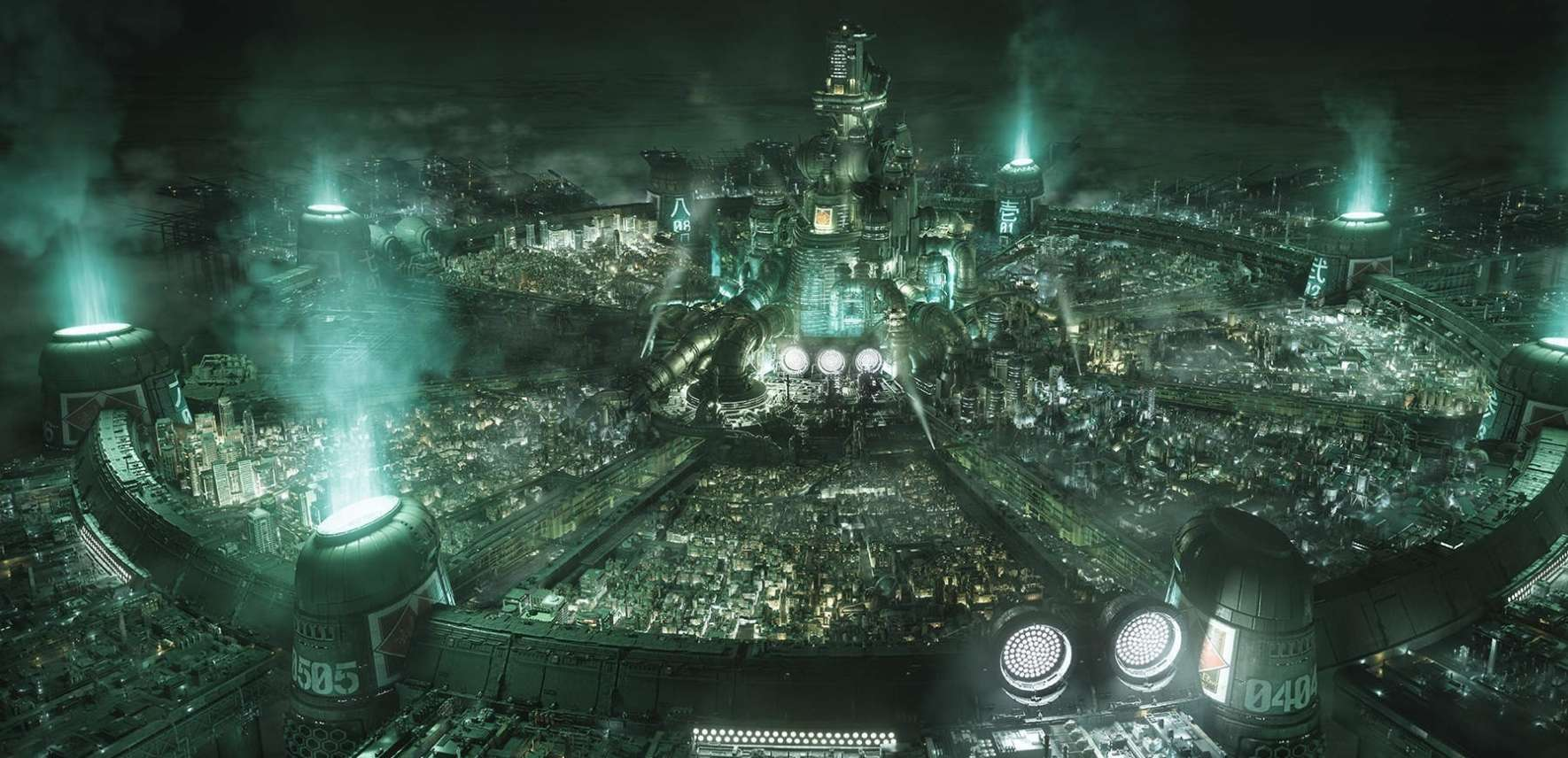 You Can Add A Final Fantasy 7 Remake Background To Your Next Zoom Video Conference For Free
