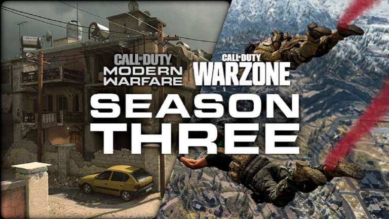 Call Of Duty Teases Season Three For Modern Warfare And Warzone With New Trailer