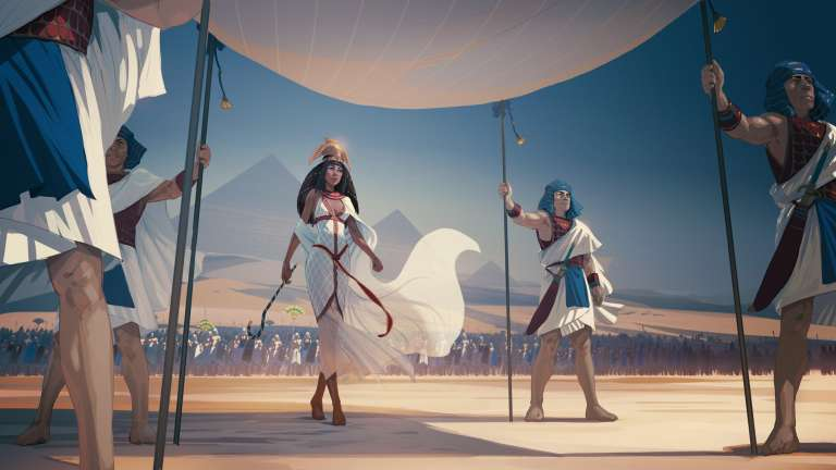 New Video From Humankind Shows How Players Can Create Their Spectacular Civilizations Or Staying Famous