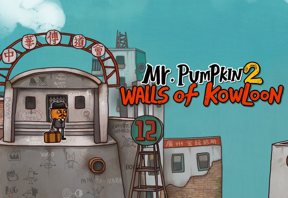 Mr. Pumpkin 2 Walls Of Kowloon Now Available For Pre-Order On Mobile