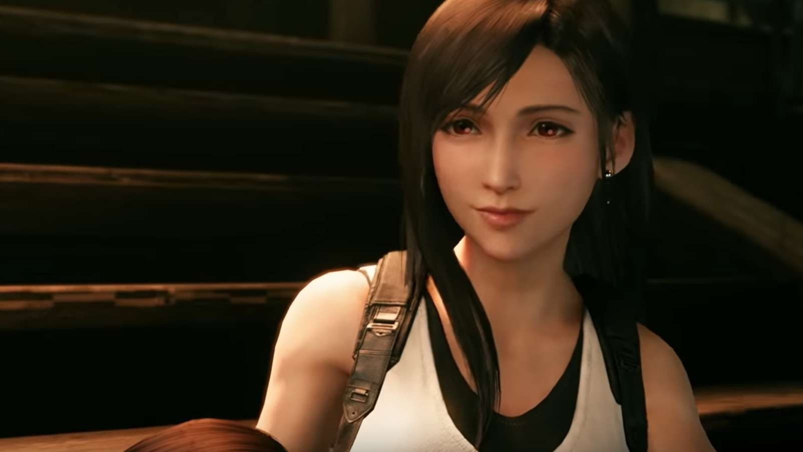Tifa Is Profiled In A New Tweet On The Official Twitter Account For Final Fantasy 7 Remake