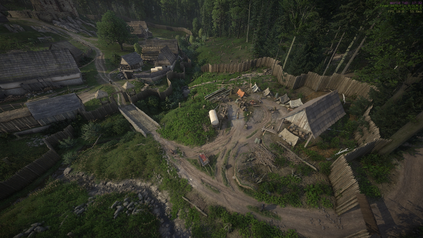 Architect Mod Adds Base Customization To Kingdom Come: Deliverance