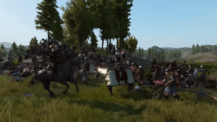 Mount & Blade 2: Bannerlord Is Now On GeForce Now, Letting You Experience The Chaos Without A Hardware Bottleneck