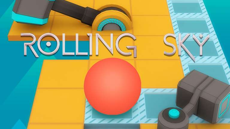 Rolling Sky Collection Flies Onto Nintendo Switch This May In Asia
