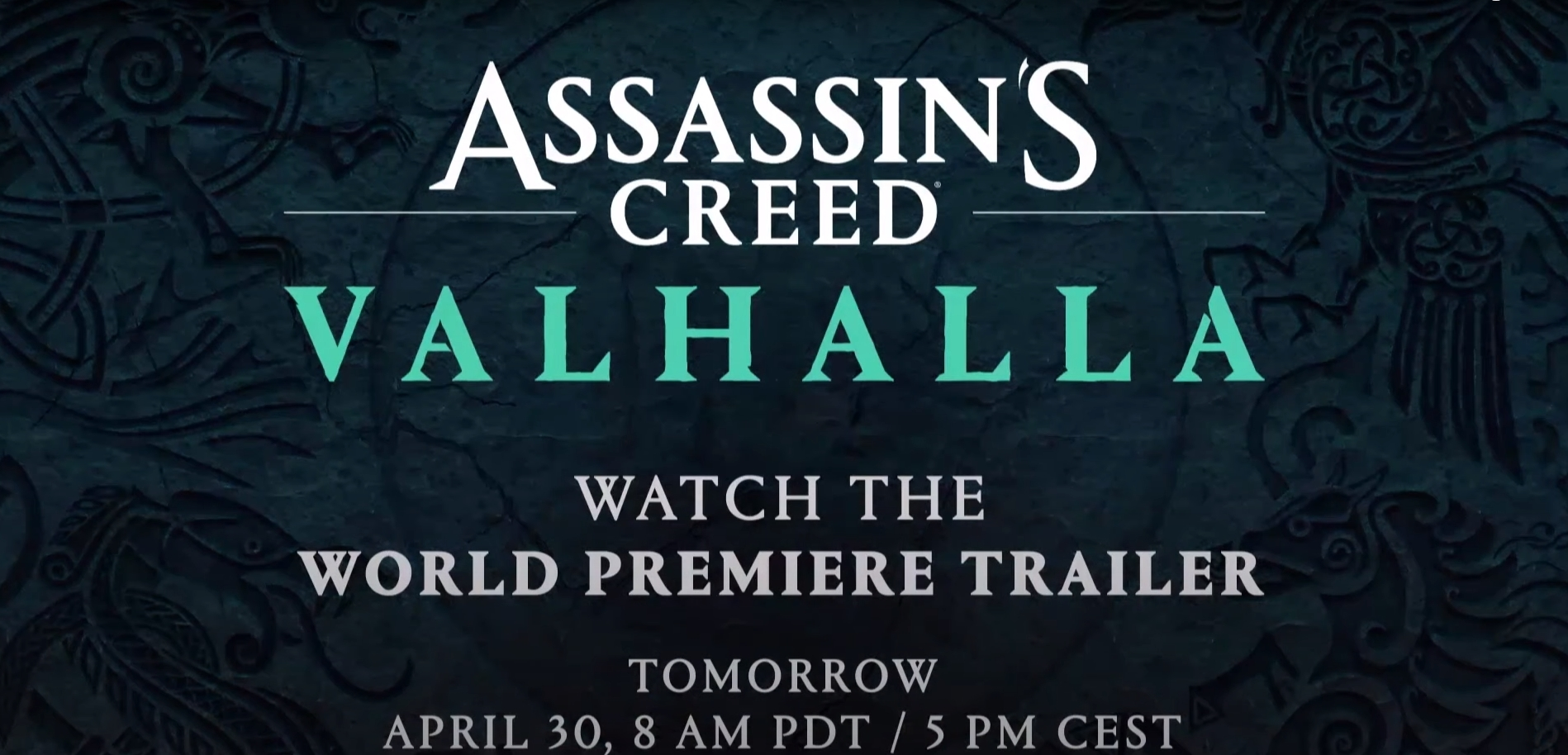 Ubisoft Announces Assassin's Creed Valhalla, Bringing Vikings To The Famous Franchise