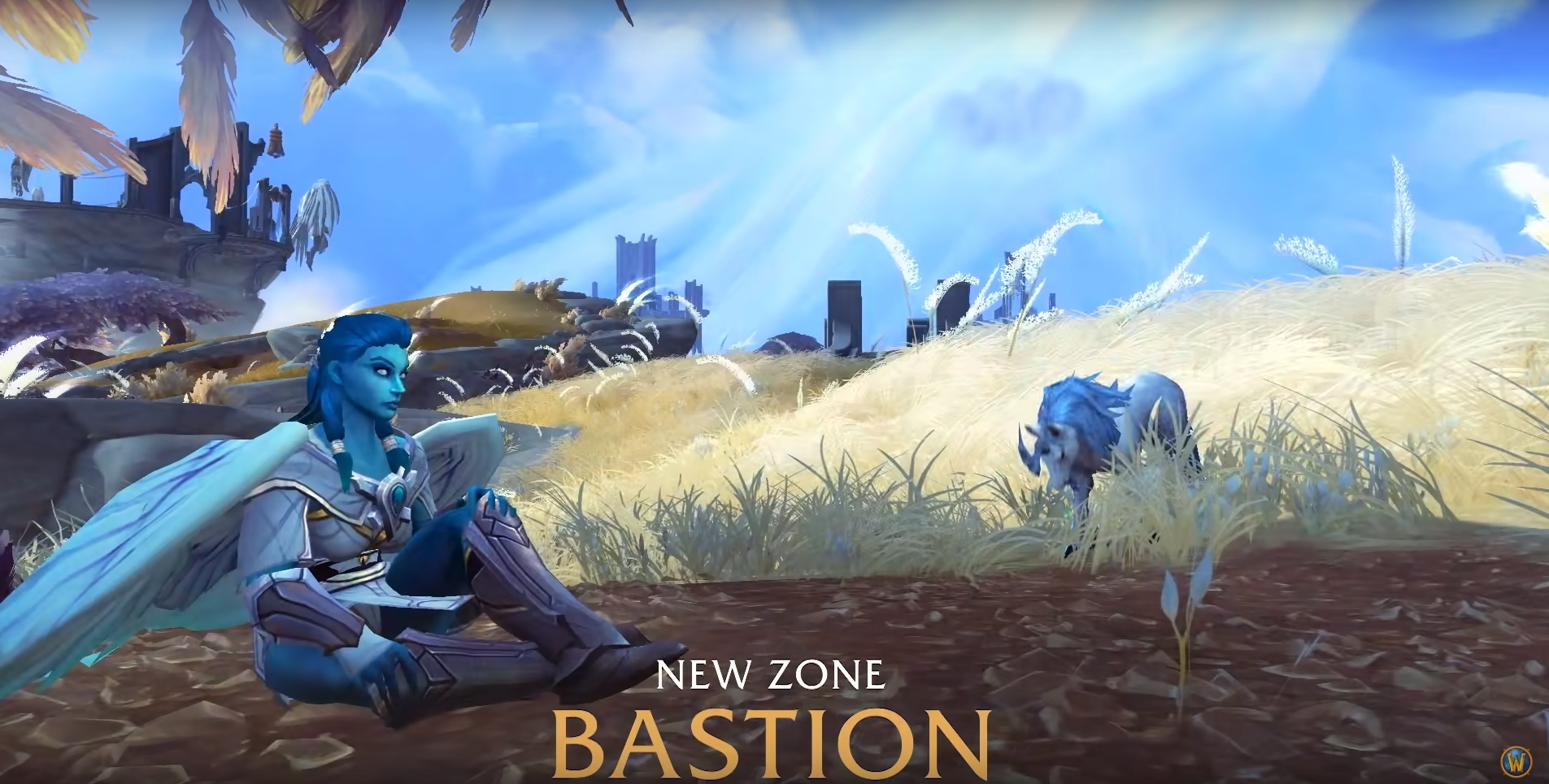 Blizzard Offers A First In-Depth Look On World Of Warcraft Shadowlands Bastion Covenant
