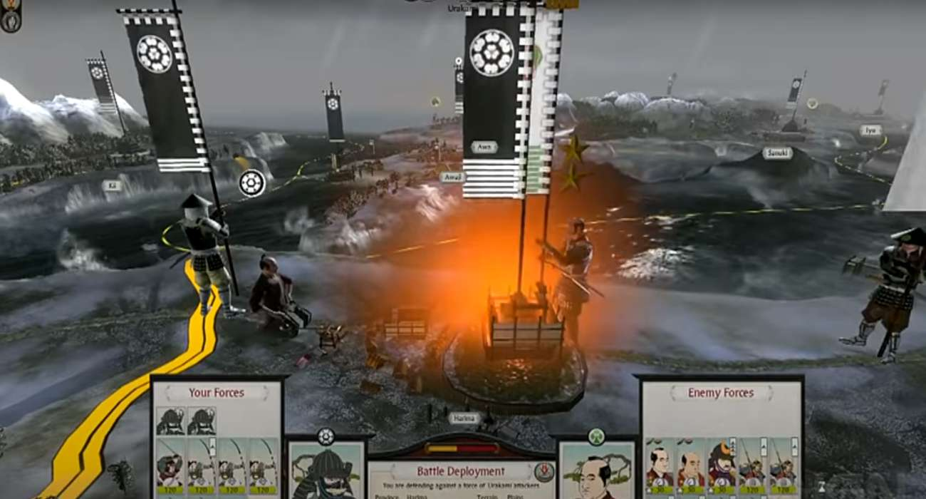 The Strategy Game Total War: Shogun 2 Is Now Free To Claim On Steam