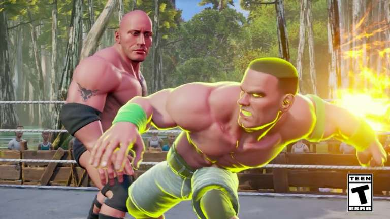 WWE And 2K Games Announce WWE 2K Battlegrounds Fighting Game Instead Of WWE 2K21