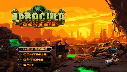 A Closer Look At The Upcoming Hardcore Roguelike I, Dracula: Genesis