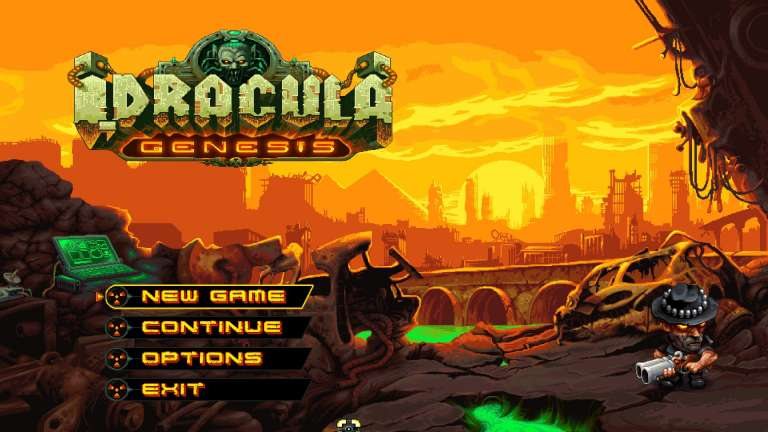 A Closer Look At The Upcoming Hardcore Roguelike I, Dracula: Genesis