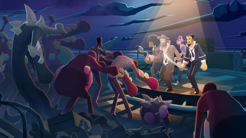 Zen Studios Announces Horror Game Dread Nautical For Multiple Platforms