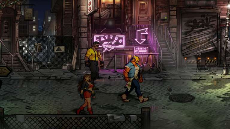 Dotemu Announces Soundtrack Details For Upcoming Game Streets Of Rage 4