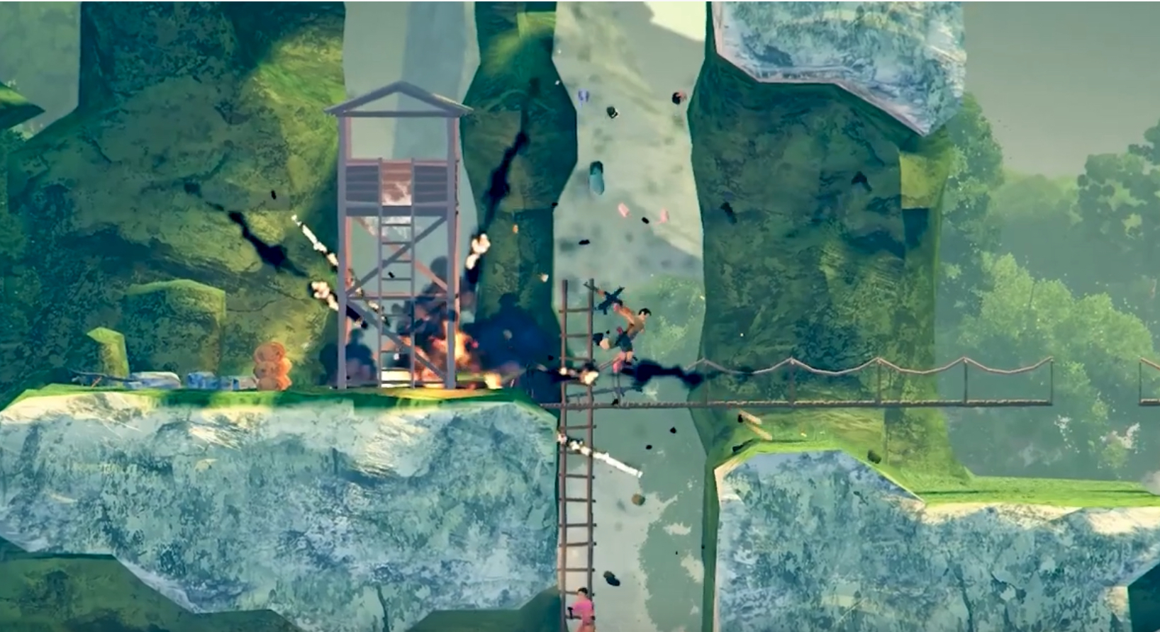 The Demo For Soldat 2 Is Now Free On The Steam Platform
