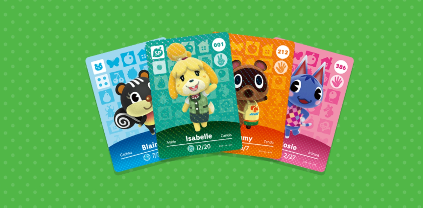 Animal Crossing Amiibo Card Packs Will Be Resold This June In Japan