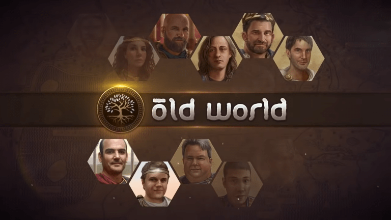 What Is Old World? The 4X Historic Strategy Game From Lead Developer Of Civilization IV, Available On Epic Games Store