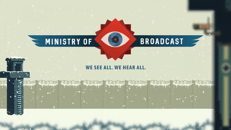 Orwellian Indie Ministry Of Broadcast Adds An Easy Mode To Allow A Focus On The Narrative