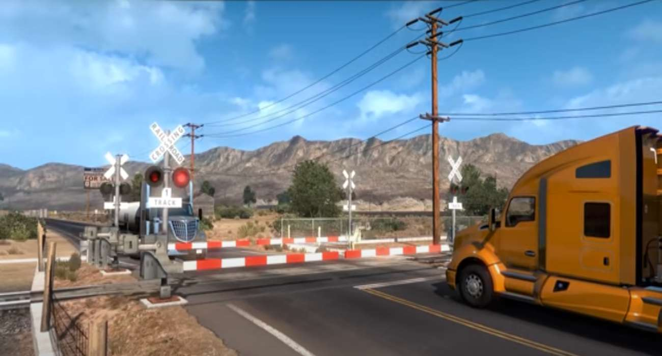 American Truck Simulator's Big 1.37 Update Is Now Available And Introduces Some Noteworthy Features