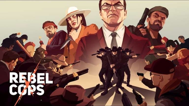 HandyGames' Rebel Cops Now Available For Pre-Order On IOS And Android