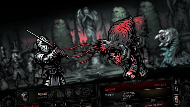 Red Hook Studios Unveils Latest Darkest Dungeon DLC, The Butcher's Circus, A Multiplayer Expansion To The Game