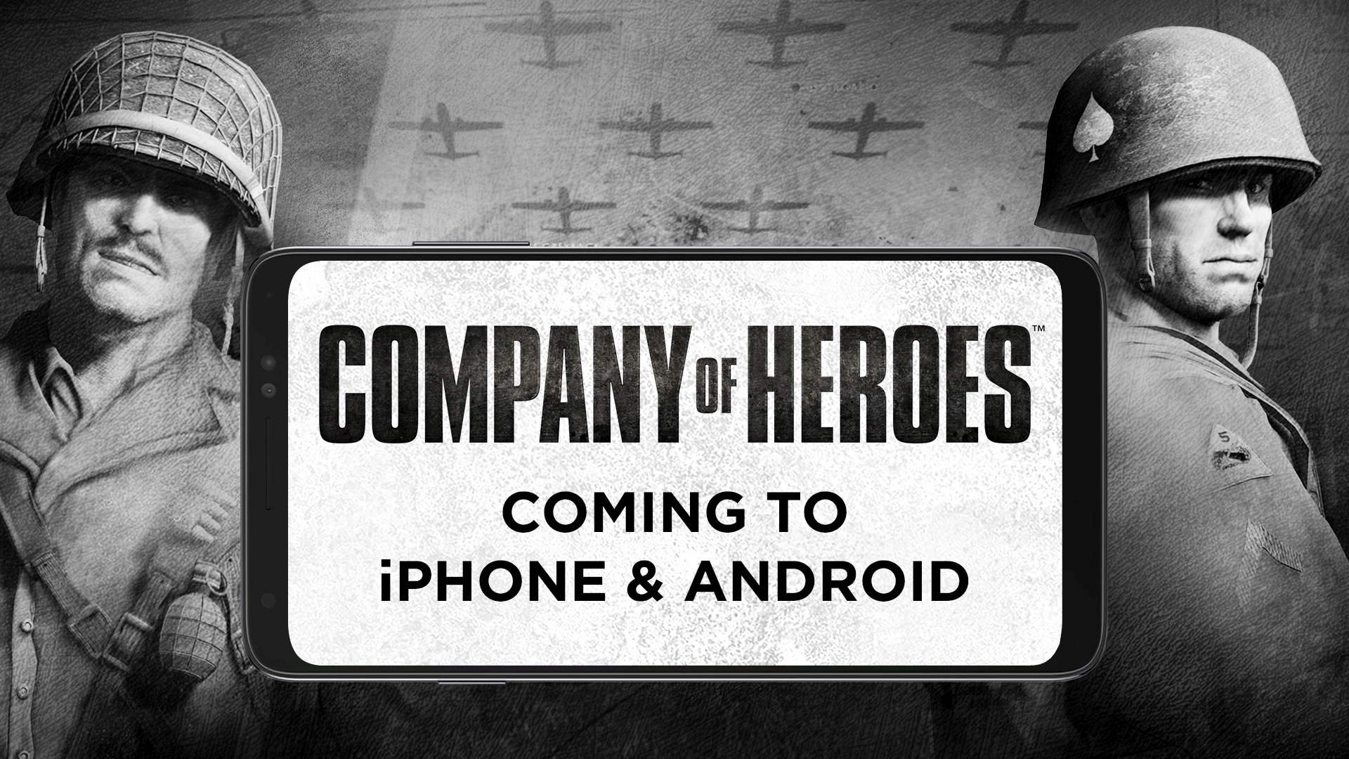 Company Of Heroes Heads To iPhone And Android Devices Later This Year