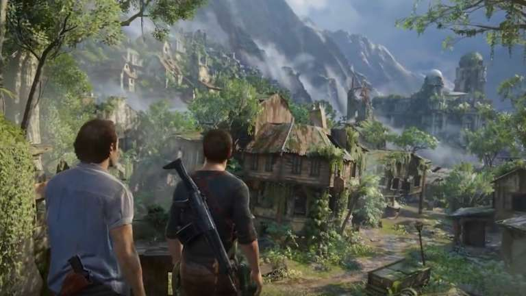 A List Of Free Games To Enjoy In This Week Of Quarantine, Featuring PlayStation's Uncharted Series and Journey