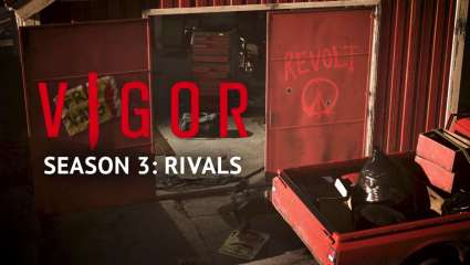 Vigor Season 3 - Rivals Brings Some New Content Into The Free-To-Play Shooter, Choose Between Law And Chaos