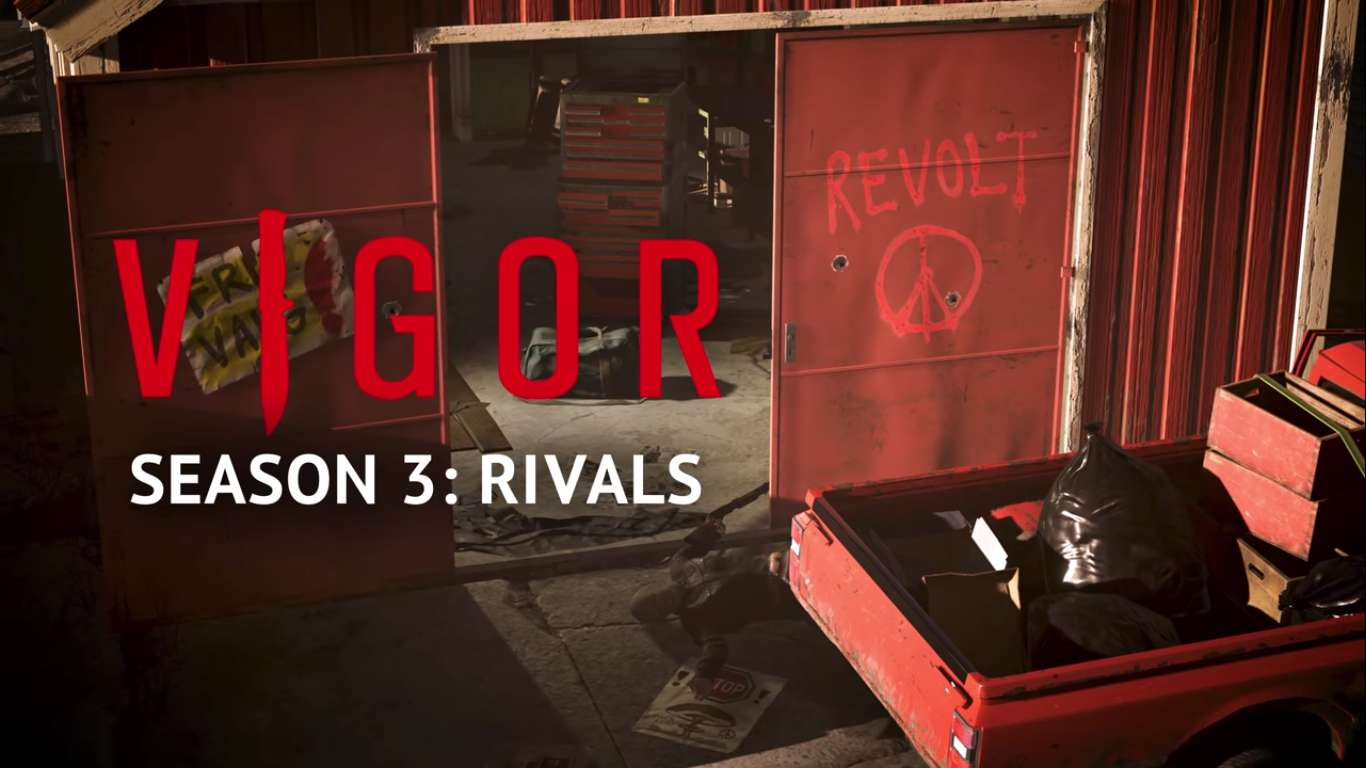 Vigor Season 3 – Rivals Brings Some New Content Into The Free-To-Play Shooter, Choose Between Law And Chaos