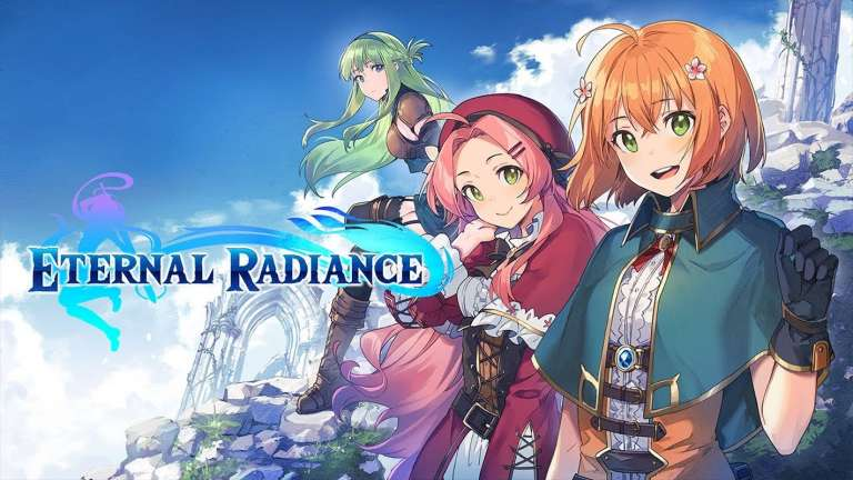 VisualNoveler's JRPG Eternal Radiance Now Available In Steam Early Access
