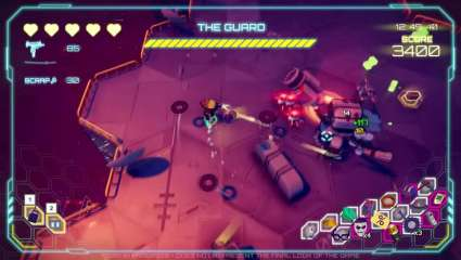 Danger Scavenger Revealed, Upcoming Roguelike Topdown Shooter Set To Release On Steam And Nintendo Switch