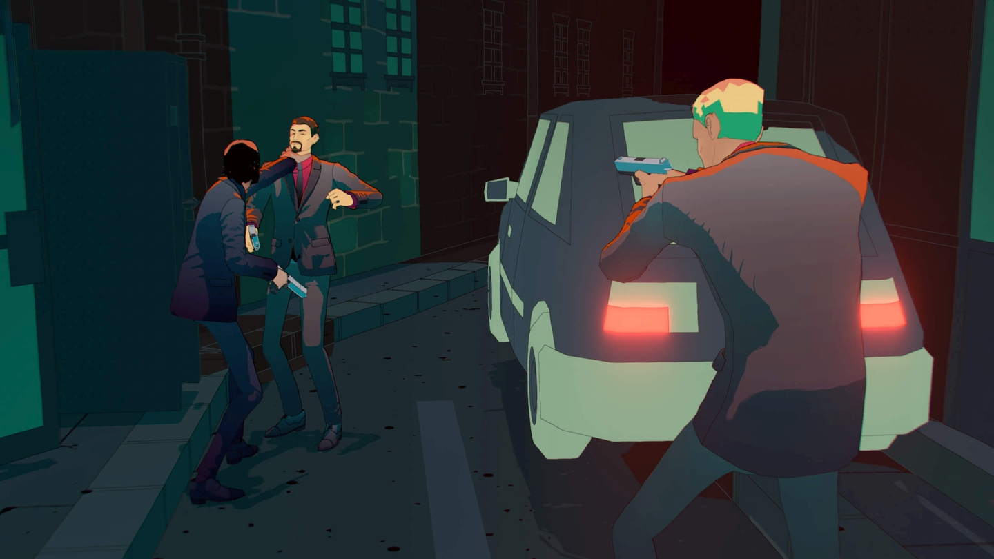 Bithell Games' John Wick Hex Heads To PlayStation 4 This May