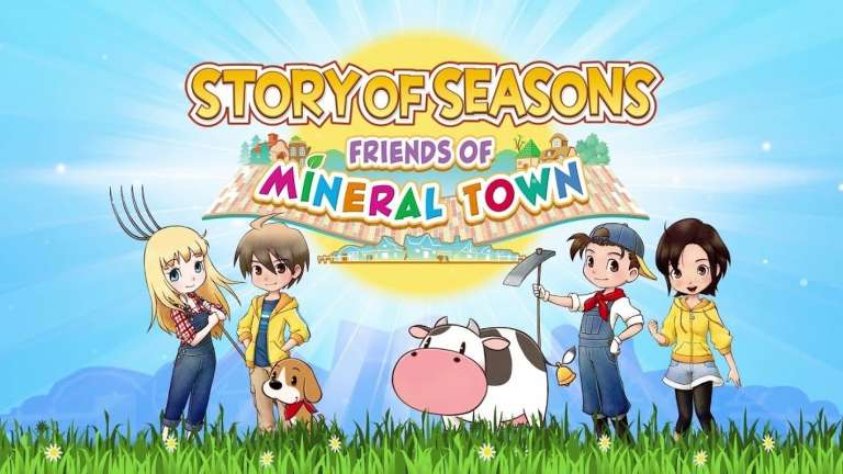 XSEED Games Launches Story Of Seasons: Friends Of Mineral Town Tips and Tricks Tip Series