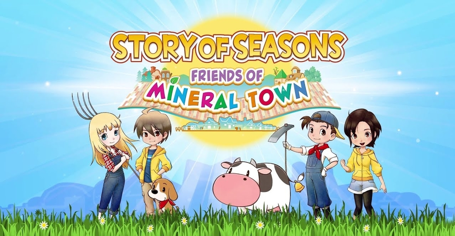 XSEED Games Announces Preorder Bonus For Story of Seasons: Friends of Mineral Town