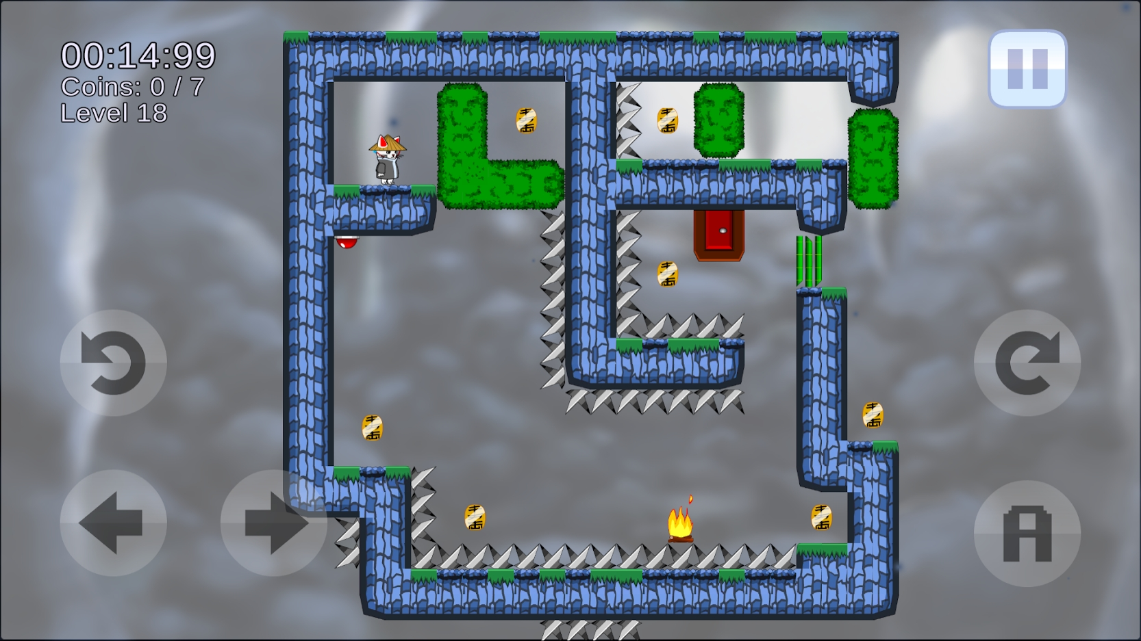 Mobile Classic Game CatSpin Now Available On Google Play Store