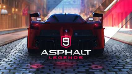 Asphalt 9: Legends Celebrates 4 Million Downloads On Nintendo Switch